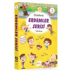 1. Sınıf Öykülerle Erdemler Serisi Seti (10 Kitap Takım) - Thumbnail