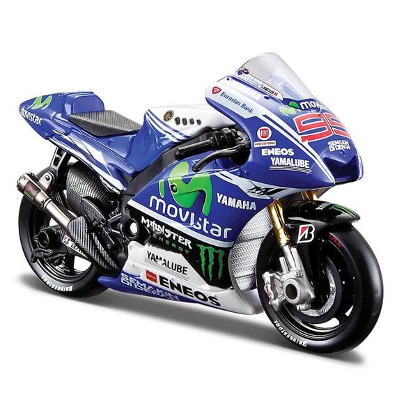 1:18 Yamaha Racing Team 34580