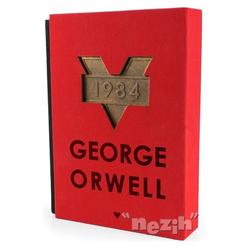 1984 (Kırmızı Kutulu Özel Baskı) - Thumbnail