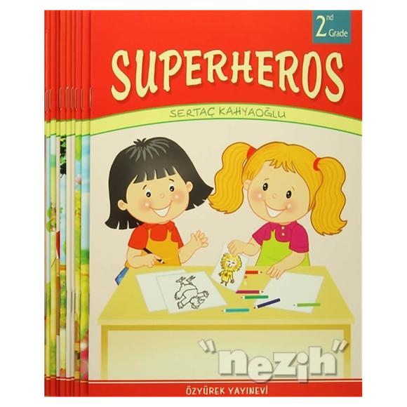 2. Sınıf İngilizce Hikayeler (10 Kitap Takım)