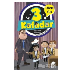 3 Kafadar - Hokkabaz Nameka - Thumbnail