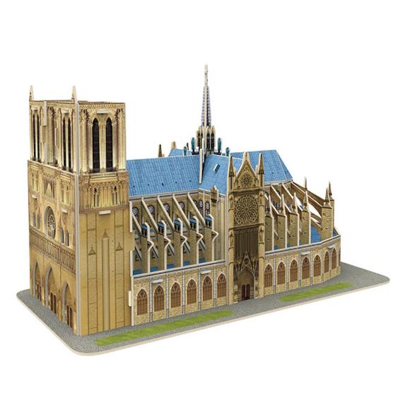 3D Notre Dame De Paris CUB/C242H