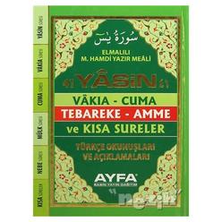 41 Yasin (Çanta Boy) Kod: 049 - Thumbnail