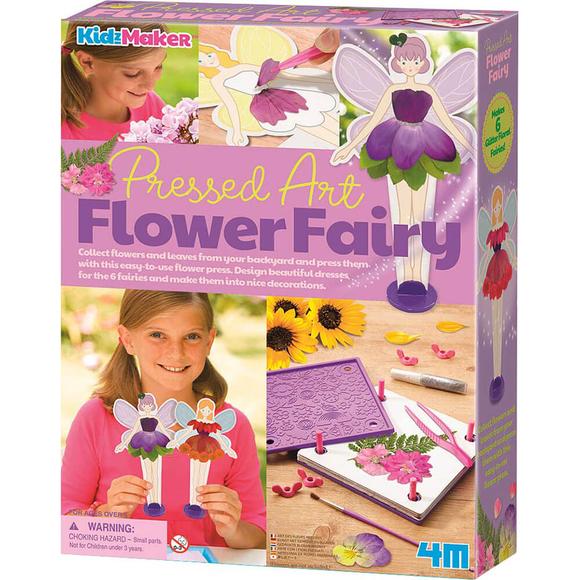 4M Baskı Çiçek Peri 4731