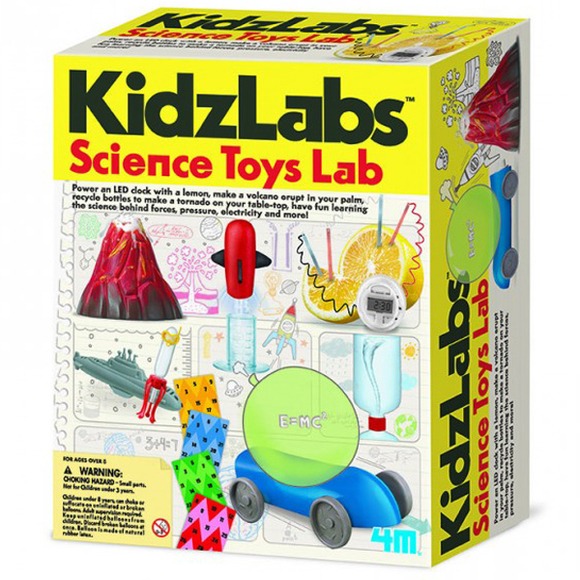 4M Bilim Oyuncakları Laboratuvarı 5529