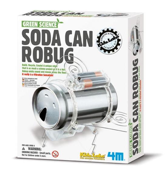 4M Böcek Robot Yapımı 3266