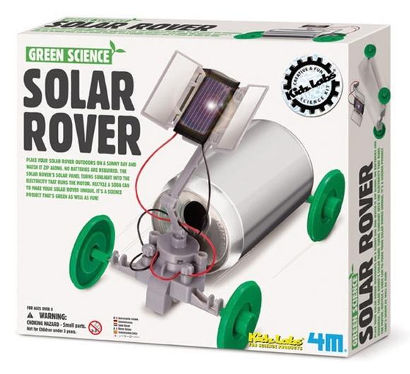 4M Güneş Arabası Yapımı 3286