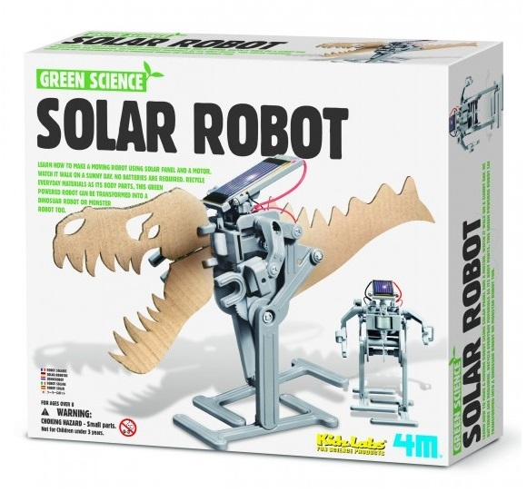 4M Güneş Robotu 3294