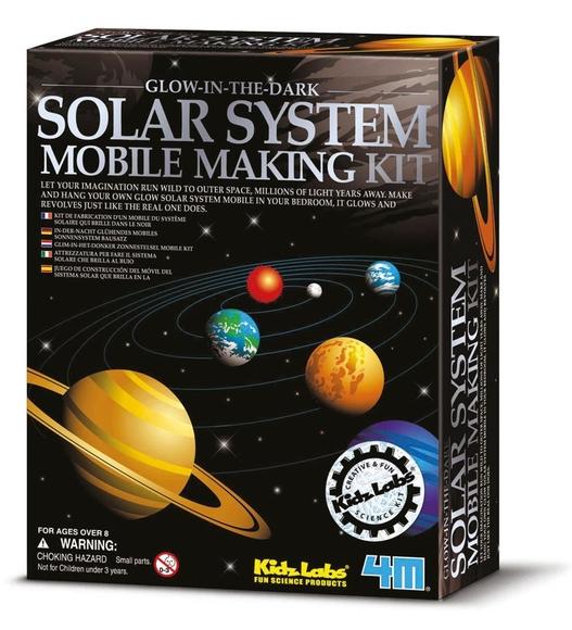 4M Işıldayan Güneş Sistemi Yapımı 3225