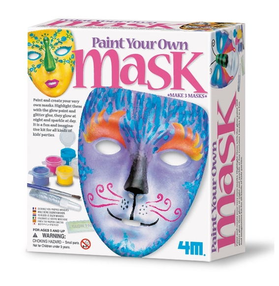 4M Maske Yapımı 4544