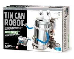 4M Metal Kutu Robot 3270 - Thumbnail