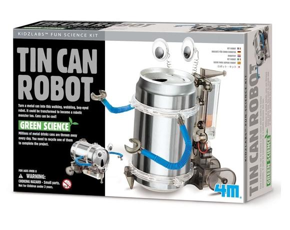 4M Metal Kutu Robot 3270