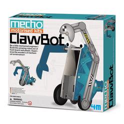4M Motorlu Clawbot Yapım Seti 3405 - Thumbnail
