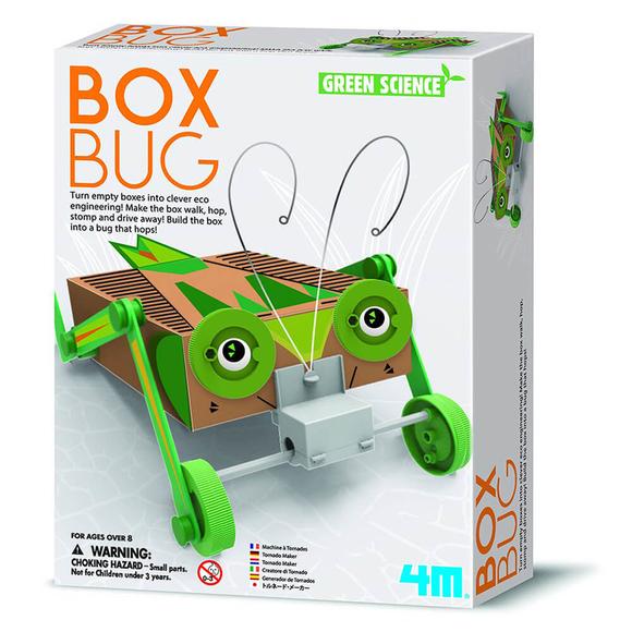 4M Motorlu Kutu Böcek 3388