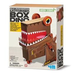 4M Motorlu Kutu Dinozor 3387 - Thumbnail