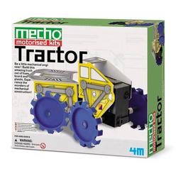 4M Motorlu Traktör Yapım Seti 3406 - Thumbnail