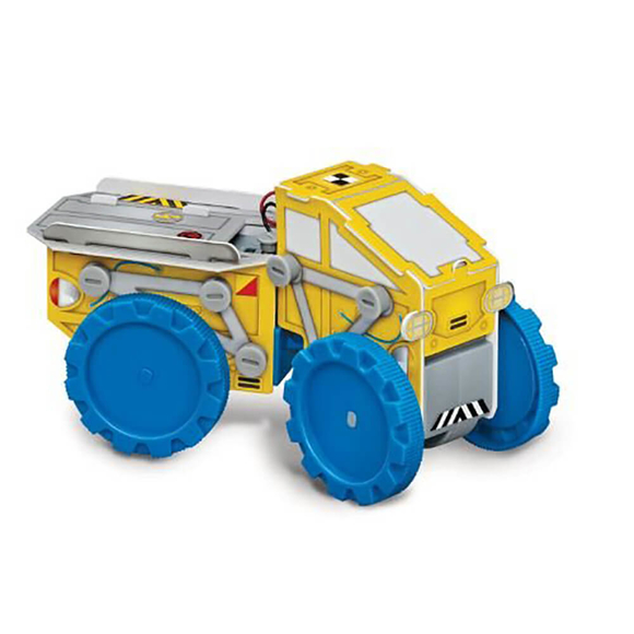 4M Motorlu Traktör Yapım Seti 3406