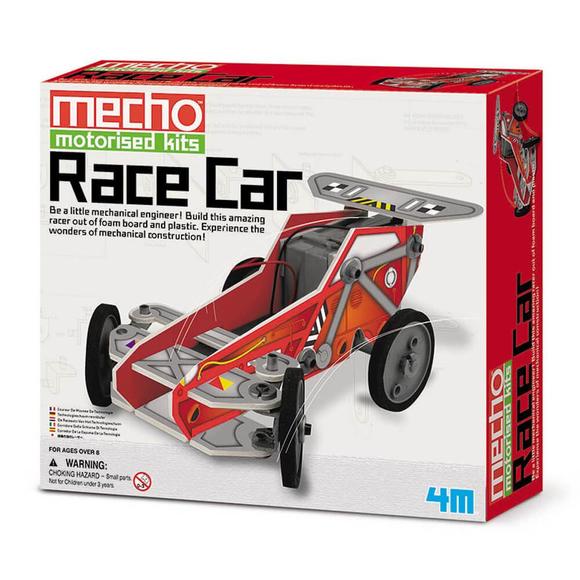 4M Motorlu Yarış Arabası Yapım Seti 3404