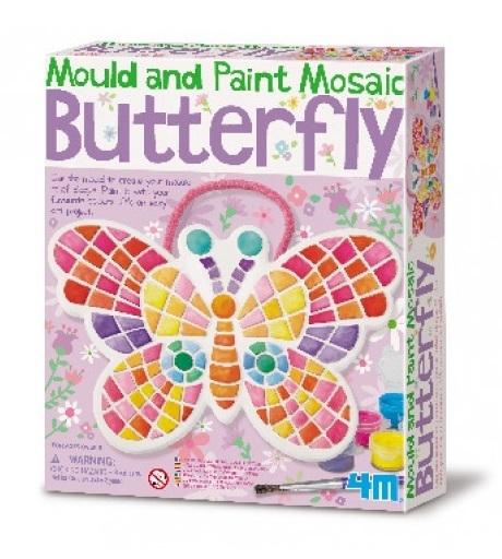 4M Mozaik Kelebek Yapımı 04615