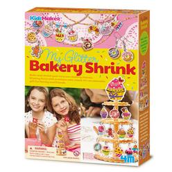 4M My Glitter Bakery Shrink Işıltılı Rozetler 4727 - Thumbnail