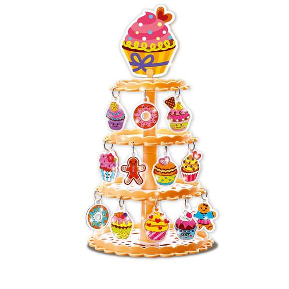 4M My Glitter Bakery Shrink Işıltılı Rozetler 4727