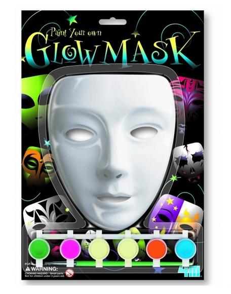 4M Parlayan Maske Yapımı 3333