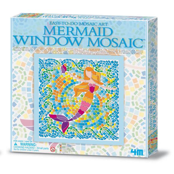 4M Pencere Mozaik Sanatı 04565
