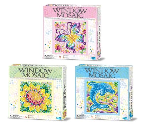4M Pencere Mozaik Sanatı 4526