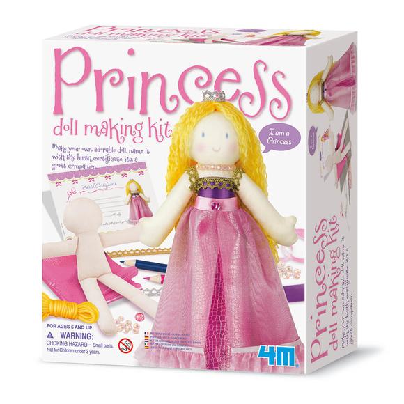 4M Prenses Bebek 02746