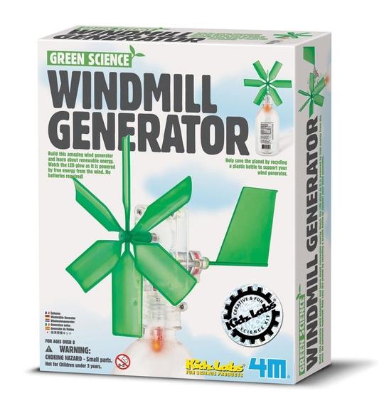 4M Rüzgar Jeneratörü 3267