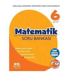 4x4 6. Sınıf Matematik Soru Bankası - Thumbnail