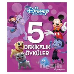 5 Dakikalık Öyküler - Disney Channel - Thumbnail