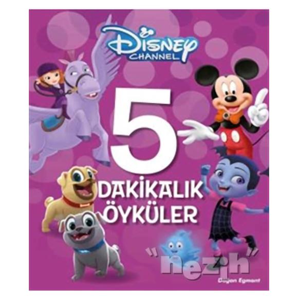 5 Dakikalık Öyküler - Disney Channel