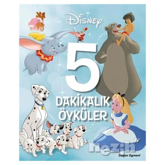 5 Dakikalık Öyküler - Disney Klasik