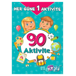 90 Aktivite - Her Güne Bir Aktivite - Thumbnail
