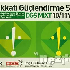 Adeda - DGS MIXT Dikkati Güçlendirme Seti 10-11 Yaş - Thumbnail