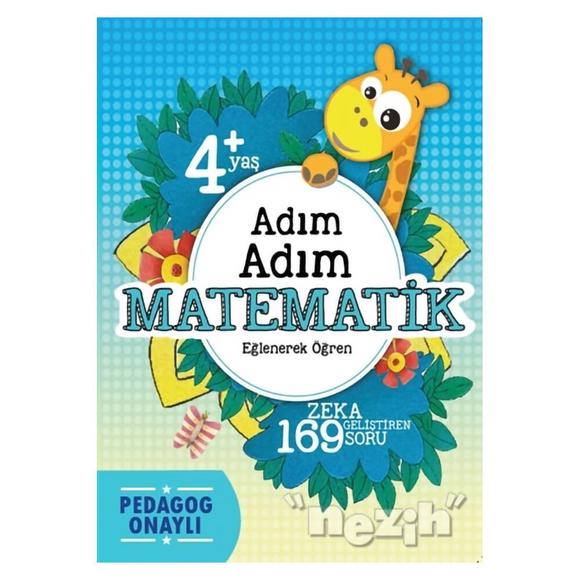 Adım Adım Matematik (4+ Yaş)