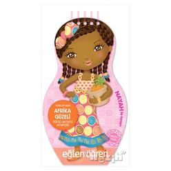 Afrika Güzeli - Eğlen Öğren Güzeller Serisi - Thumbnail