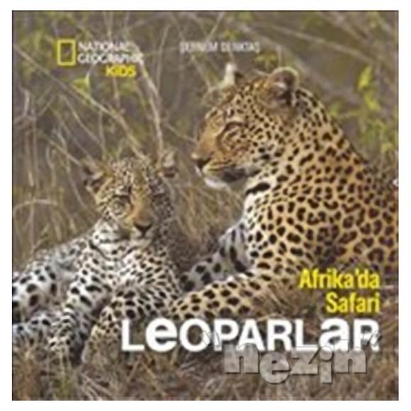 Afrika'da Safari : Leoparlar