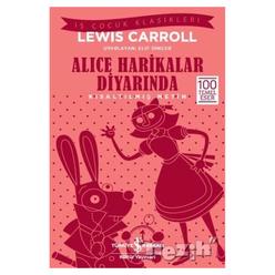 Alice Harikalar Diyarında (Kısaltılmış Metin) - Thumbnail