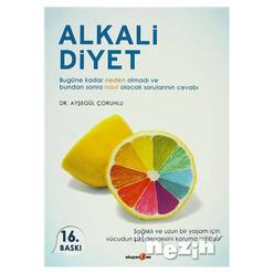 Alkali Diyet - Thumbnail