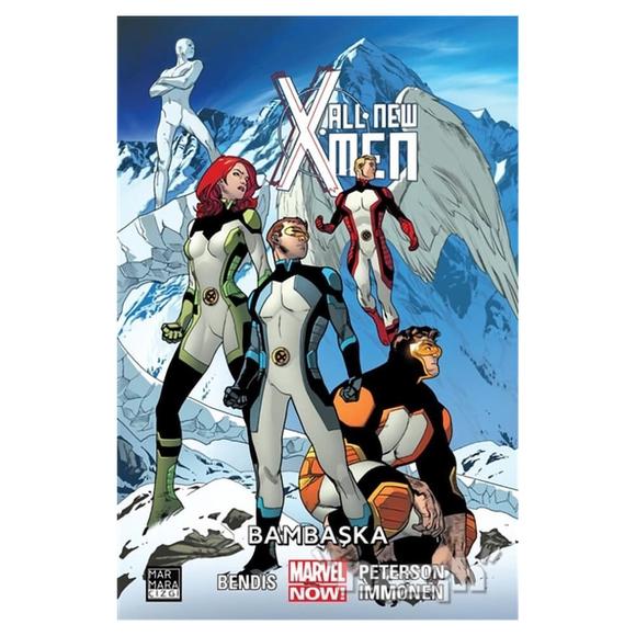 All-New X-Men Cilt 4