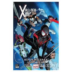 All New X-Men Cilt 6: Büyük Macera ve Utopialılar - Thumbnail