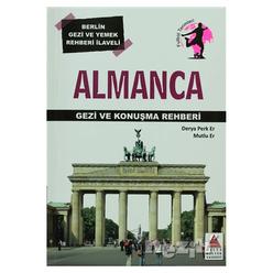 Almanca Gezi ve Konuşma Rehberi - Thumbnail