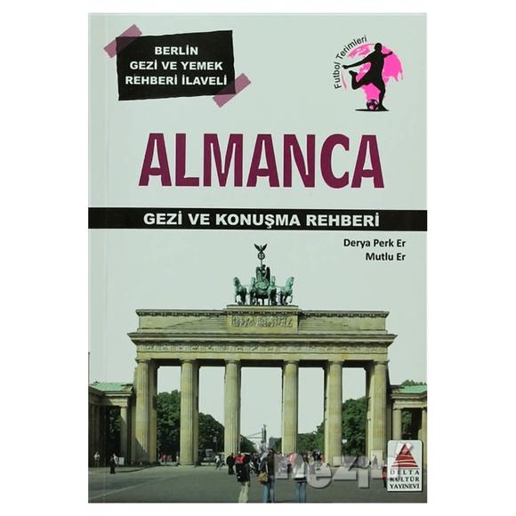 Almanca Gezi ve Konuşma Rehberi