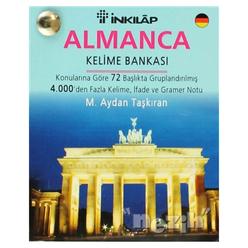 Almanca Kelime Bankası - Thumbnail