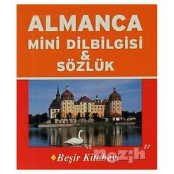 Almanca Mini Dilbilgisi ve Sözlük - Thumbnail