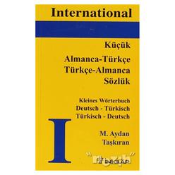 Almanca - Türkçe Türkçe Almanca (Küçük) - Thumbnail