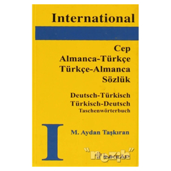 Almanca-Türkçe / Türkçe Almanca Sözlük - Thumbnail