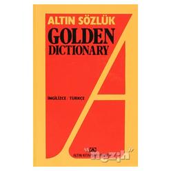 Altın Sözlük Golden Dictionary İngilizce - Türkçe - Thumbnail